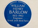 Barlow, William Henry (id=1487)